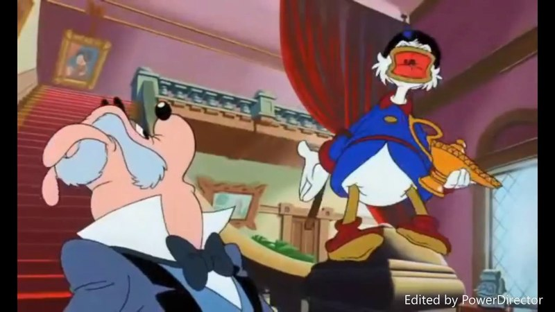 Scrooge McDuck Sings If I could talk to Money! (DuckTales 2017 Music Video)