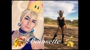 Bowsette Makeup Tutorial Cosplay