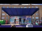 Танцевальный дуэт и П. Галюк - Идеальный мир