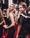 Вера Брежнева с дочкой на вечеринке Dolce& Gabbana