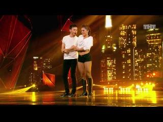 Танцы: Ильшат и Юлиана Бухольц (выпуск 20)