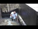 Секрет гидроизоляции фундамента. Стен цокольного этажа от грунтовых вод