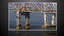 Появилось видео взрыва моста в Нью Йорке