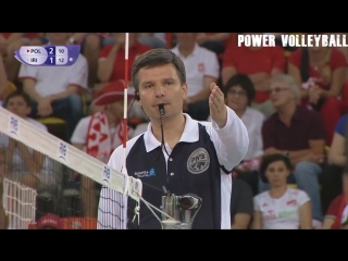 Volleyball Red Cards. Angry Volleyball Moments (HD)