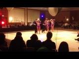 Latin Vibe - 1st Place Amateur Salsa Team at 2013 San Francisco Salsa Festival