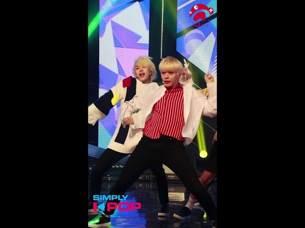 [Fancam직캠] Ji Hansol(지한솔) _ NewKidd(뉴키드) _ Shooting Star _ Simply K-Pop _ 101218