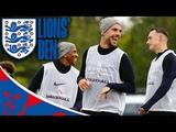 England Train Ahead of World Cup Semi-final vs Croatia! Lions' Den Ep Twenty Nine World Cup 2018
