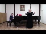 Филатова Наталья И. Дунаевский, ария Нины из оперетты
