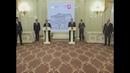 Подписание соглашения между Правительством Москвы и Правительством Курганской области