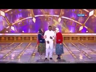 Новые Русские Бабки и Пьер Нарцис - О Боже Какой Мужчина Новогодний парад