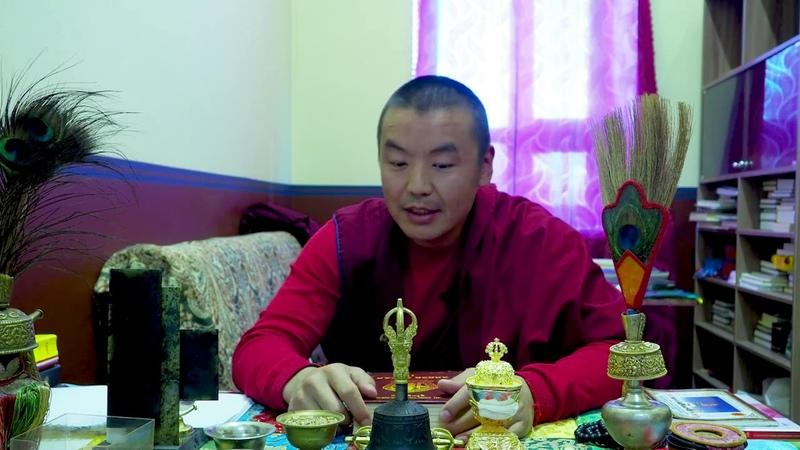 Еши Пагчог лама Будаев Саян