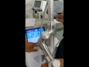 CO2 Fractional scan handle show