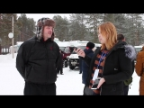 Интервью с участниками автотура