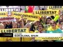 NC Каталонцы требуют свободу