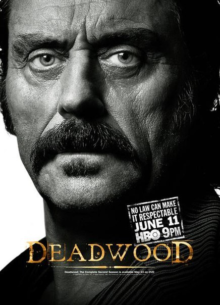 Дэдвуд 1-3 сезон 1-12 серия Ю.Сербин | Deadwood