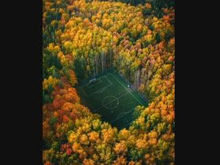 Autumn Football Vibes😍