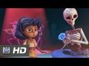 CGI 3D Animated Short Dia De Los Muertos - by Whoo Kazoo