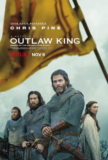 Король вне закона (Outlaw King) 2018 смотреть онлайн
