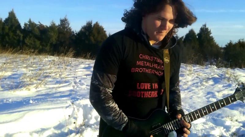 Christian Metalhead Brotherhood - Carol Of The Bells (Official Music Video)