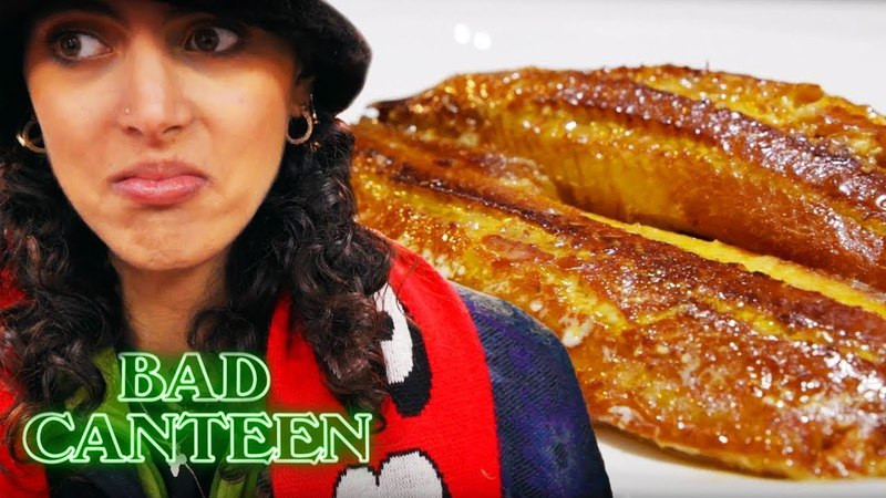 TESTING Scotlands strange foods   BAD CANTEEN - EP 6 - A New Cooking Show