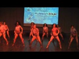Russian HOT zouk girls