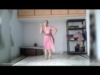 Madhuri Dixit Teaches Kathak.mp4