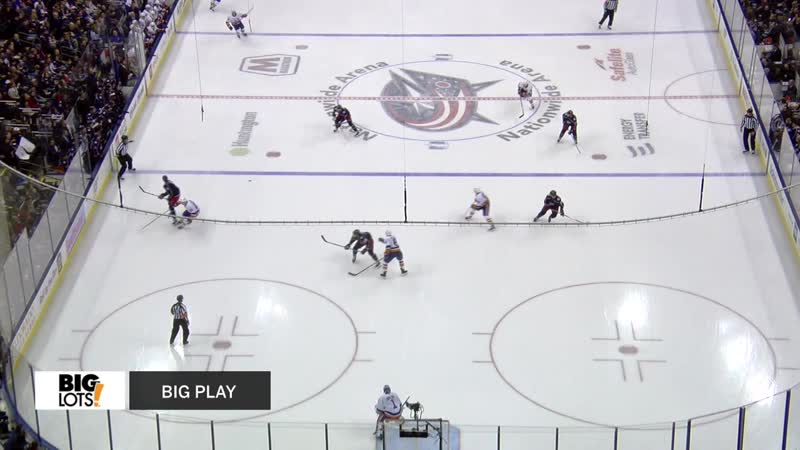 NHL 2018-2019 RS 14.02.2019 New York Islanders - Columbus Blue Jackets