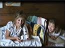 Отдых в деревне с Галей Петровской 1993г. 1часть
