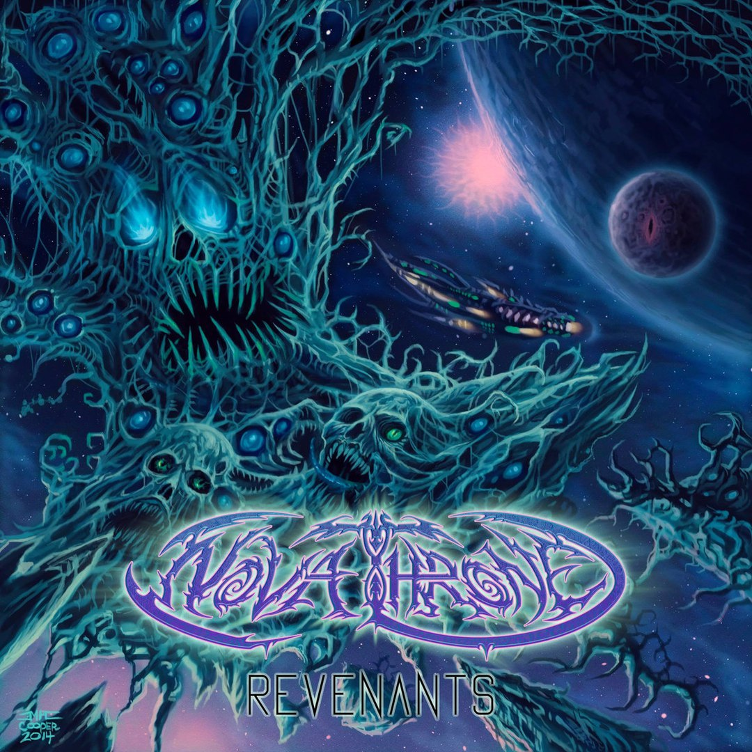 NovaThrone - Revenants (2015)