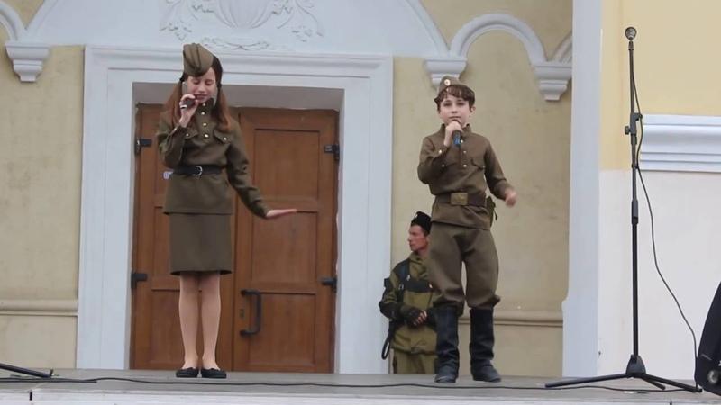 Песня Смуглянка - К. Денис и С. Дарья