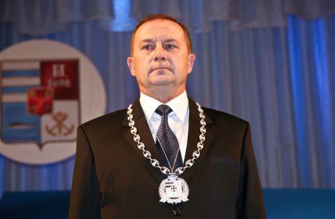 Мэр Таганрог Владимир Прасолов