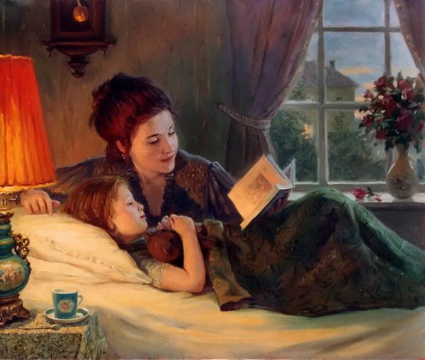 Ребенку 7 лет учимся читать