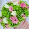 Свадебный букет невесты флорист доставка цветов