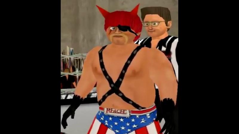 [Vinesauce] Joel - Dr.Thunder Theme Tune Wrestling MPire