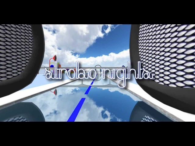 HD【Osanai Merodi】 Strobo Nights【MMD】
