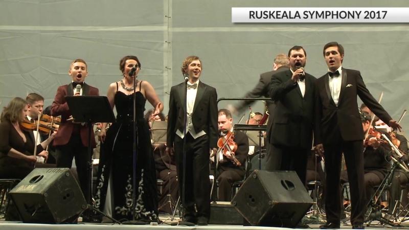 RUSKEALA SYMPHONY Джузеппе Верди Застольная песня из оперы Травиата Brindisi