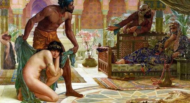 Когда мы говорим о рабстве, перед глазами появляются караваны чёрных невольников, тянущиеся вдоль Миссисипи. А ещё корабли с «чёрным деревом», которые плывут от западного побережья Африки в Новый Свет. Но история помнит, как рабами становились гордые и св