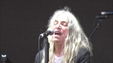 Patti Smith - Beds Are Burning, Live in Dublin 06062018