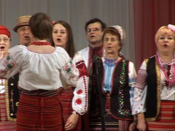 Концерт на подтверждения звания «народный» Сирiй клин. 12.05.2013