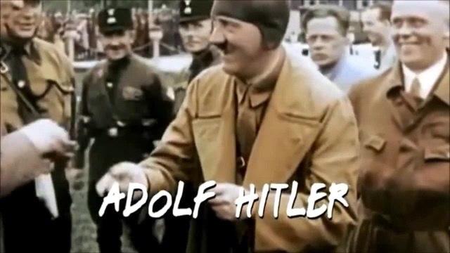 R.E.I.C.H Friends, une serie du troisieme REICH avec Adolf Hitler Himmler Goring Eva Braun