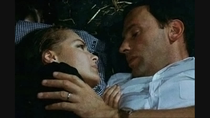 Роми Шнайдер (отрывок из фильма Поезд 1973)