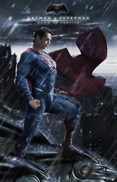 Применение Бэтмен против Супермена