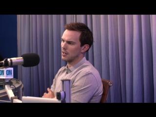 Nicholas Hoult talks about X-Men: Dark Phoenix