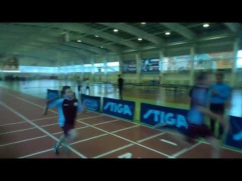 Бавлы 20.10. 2018 .Бег на 60м.Юноши