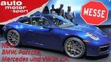 NEU Alle Highlights aus LA 911, BMW X7, 340i, 8er Cabrio, AMG GTR Pro auto motor und sport