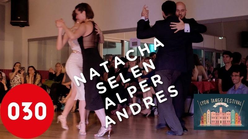Natacha, Selen, Andres and Alper – No mientas at Lyon Tango Festival 2017