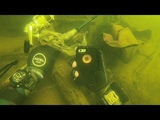 Found iPhone Underwater While Scuba Diving a Boat Ramp! (What's Under the Boat Ramp)