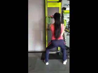 Персональная тренировка от Юлии Ибраевой