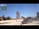 Syrian Rebels Fire Grad Rockets I Aleppo