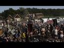 Wolin 2018. Piątek I starcie II część. Festiwal Słowian i Wikingów.